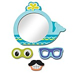 Infantino Funny Faces Bath Mirror
