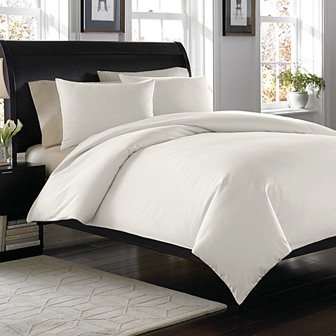Royal Velvet 174 White 400 Duvet Cover Set Bed Bath Amp Beyond