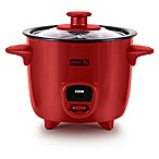 Dash™ 2-Cup Mini Rice Cooker in Red