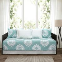 Lush Decor Sophie Daybed Cover Set in Blue
