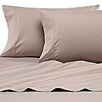 Heartland® Homegrown™ 400-Thread-Count Percale King Pillowcase in Clay