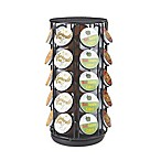 Mind Reader 35-Count K-Cup® Carousel in Black