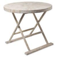 Studio A Driftwood Folding Loft Table