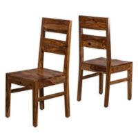 Hillsdale Furniture, Llc. Dining Chairs in Brown (Set of 2)
