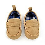 Rising Star™ Size 9-12M Distressed Loafer in Tan