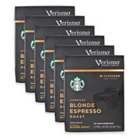 Starbucks® Verismo™ 72-Count Blonde Espresso Pods