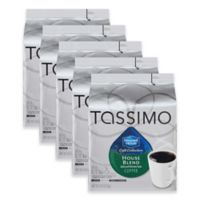 Maxwell House 80-Count Decaf House Blend T DISCs for Tassimo™ Beverage System