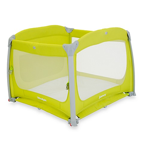 Playards Gt Joovy Room2 Ultra Light In Greenie From Buy Buy