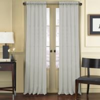 J. Queen New York™ Remy 84-Inch Rod Pocket Window Curtain Panel in Cloud