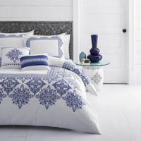Azalea Skye® Cora King Duvet Cover Set in White