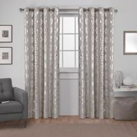 Modo 108-Inch Grommet Top Window Curtain Panel Pair in Natural
