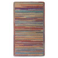 Capel Rugs Kill Devil Hill 1'8 x 2'6 Bright Multicolor Accent Rug