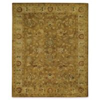 Capel Rugs Orinda-Mirza 8' x 11' Area Rug in Sage Gold
