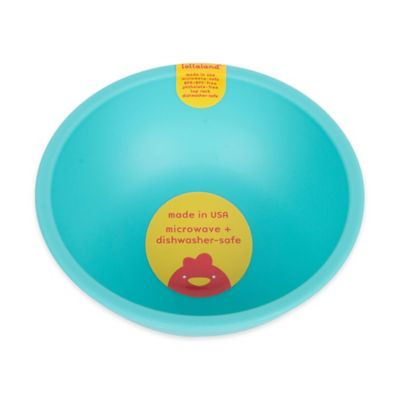 Lollaland® Plastic Bowl in Turquoise  sc 1 st  Bed Bath u0026 Beyond & Buy Plastic Microwave Plastic from Bed Bath u0026 Beyond