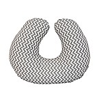 Kidicomfort™ Nursing Pillow in Grey Chevron
