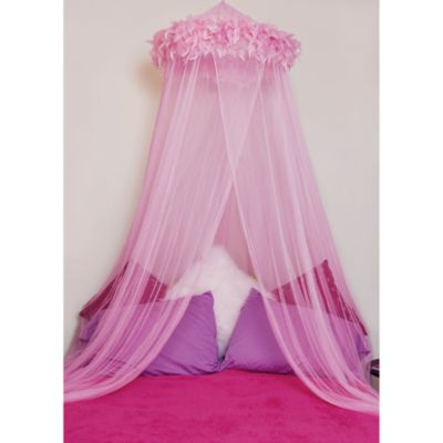 Feather Boa Canopy  sc 1 st  Bed Bath u0026 Beyond & Buy Twin Bed Canopy from Bed Bath u0026 Beyond