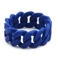 chewbeads® Stanton Link Teething Bracelet in Navy