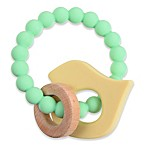 chewbeads® Brooklyn Teether in Mint Green