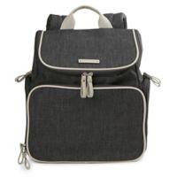 Bananafish Madison Breast Pump Backpack in Grey