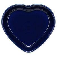 Fiesta® Large Heart Bowl in Cobalt Blue