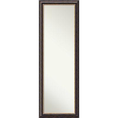 Tuscan Rustic On The Door Mirror  sc 1 st  Bed Bath u0026 Beyond & Buy Over Door Mirror from Bed Bath u0026 Beyond