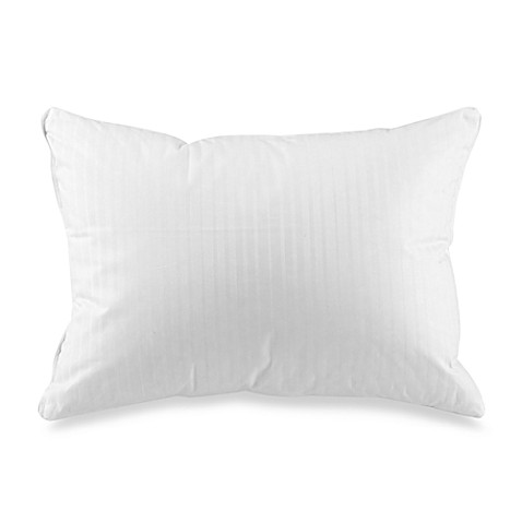 Buy goose down travel pillow from bed bath beyond for Buy goose down pillows