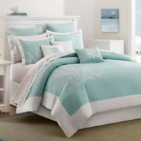Harbor House™ Coastline King/California King Duvet Cover Set in Aqua