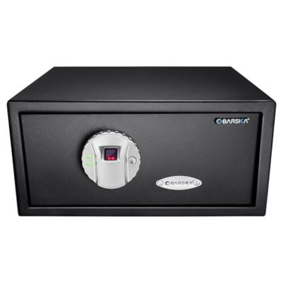Barska AX11224 Biometric Security Safe in Black