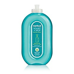 25 Oz. Squirt And Mop Hard Floor Cleaner In Spearmint Sage by Method