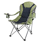 Picnic Time® Reclining Camping Chair in Sage