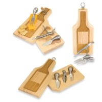 Picnic Time® Silhouette Wine and Cheese Set