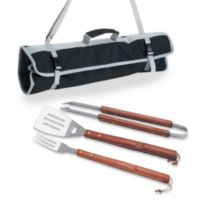 Picnic Time® 3-Piece BBQ Tool Tote