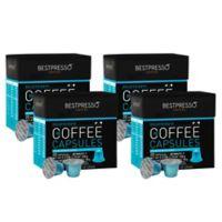 Bestpresso 80-Count Decaffeinato Espresso Capsules