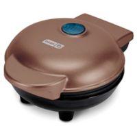Dash™ Mini Waffle Maker in Copper