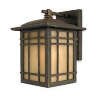 Quoizel® Hillcrest Small Wall Lantern