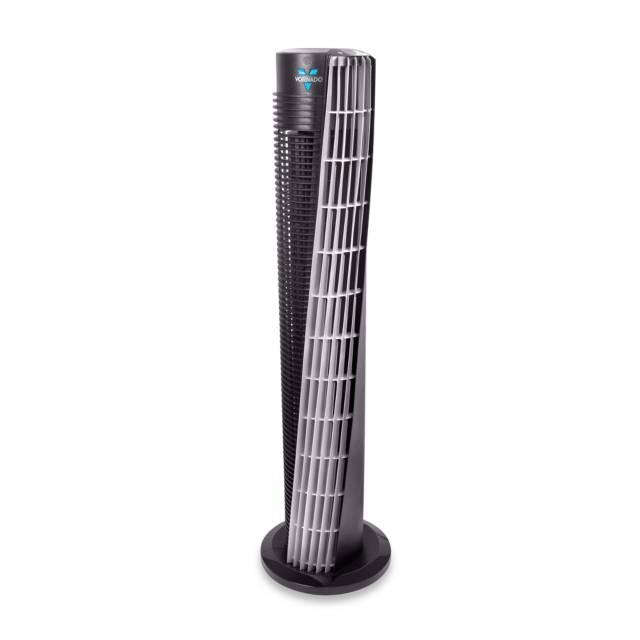 Vornado Tower Circulator : Vornado inch tower air circulator fan