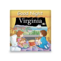 """Good Night Virginia"" Board Book"
