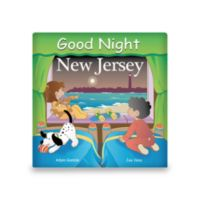 """Good Night New Jersey"" Board Book"