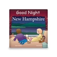 """Good Night New Hampshire"" Board Book"