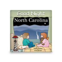 """Good Night North Carolina"" Board Book"
