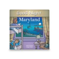 """Good Night Maryland"" Board Book"