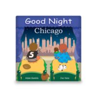 """Good Night Chicago"" Board Book"