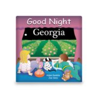 """Good Night Georgia"" Board Book"
