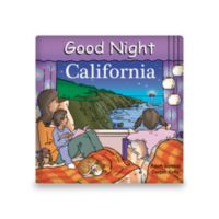 """Good Night California"" Board Book"