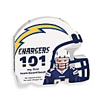 NFL San Diego Chargers 101 Children's Board Book