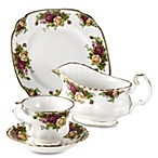 Royal Albert Old Country Roses Gravy Boat