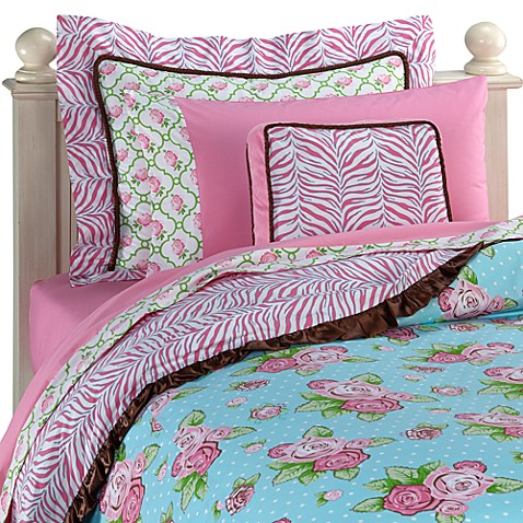 Caden Lane® Boutique Girl Twin Duvet Cover