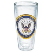 Tervis® Navy Classic Seal Emblem 24 oz. Wrap Tumbler with Lid