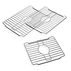 Stainless Steel Sink Protector Rack Bed Bath Beyond