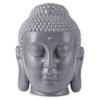 Varaluz Buddha Cookie Jar in Grey